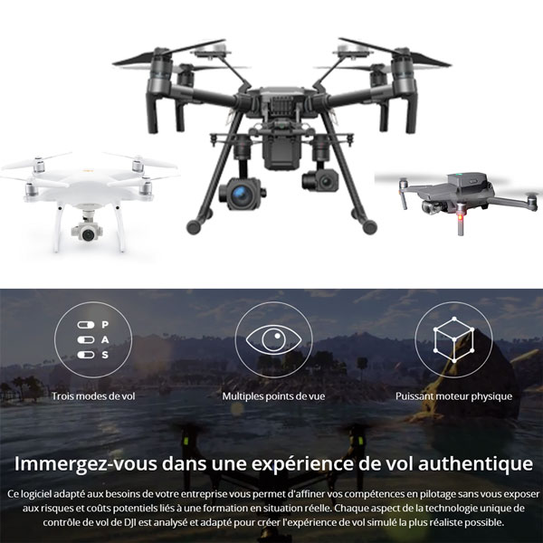 Formation drone paris